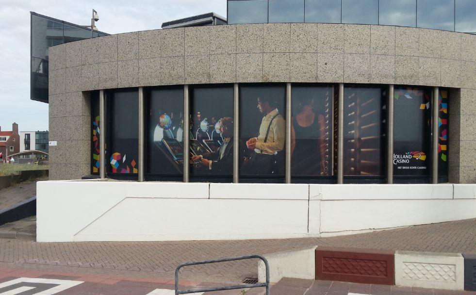 Drukkerij Koopmans voor Holand casino  Zandvoort