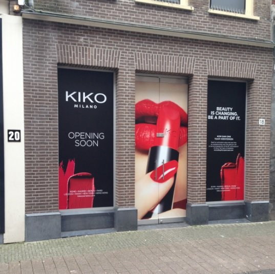 Point of sale materiaal